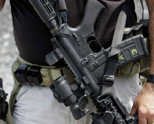 Firearms Mentoring