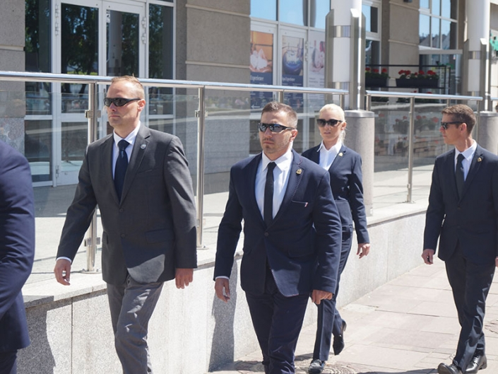 International Close Protection Officer Training