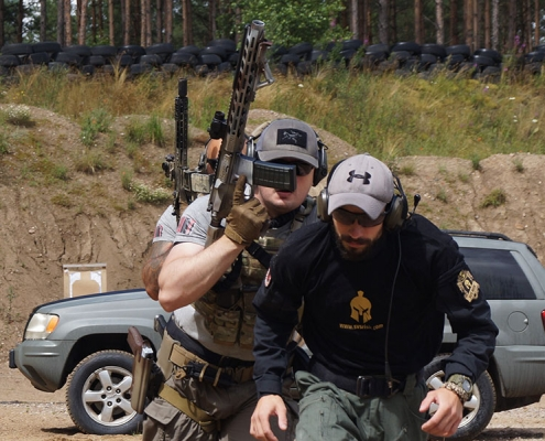 Military Training Teams