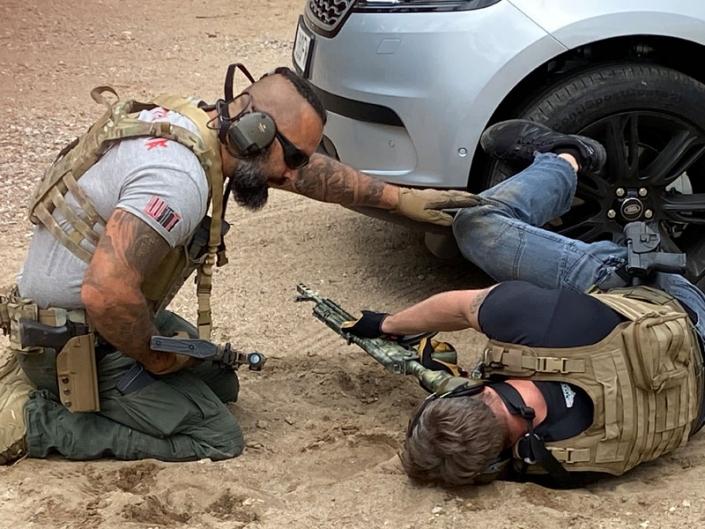 Military Tatics Training