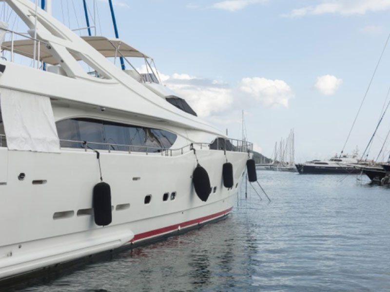 Superyacht Security Support